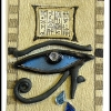 ATC #010 - Eye of Horus ATC